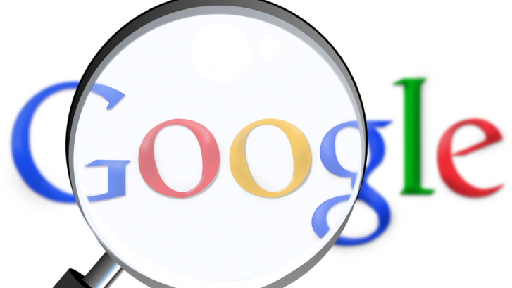 Google search engine algorithms