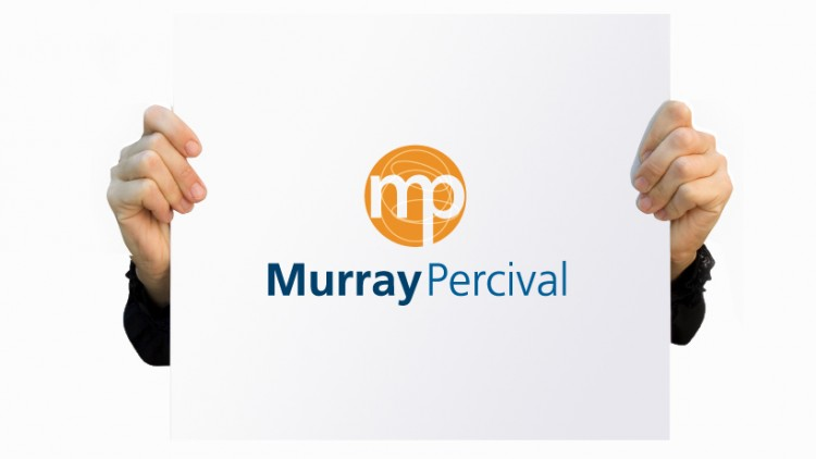 Murray Percival corporate identity