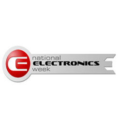National Electronics Week logo