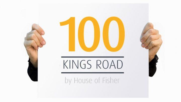 Logo design - House of Fisher 100 Kings Road