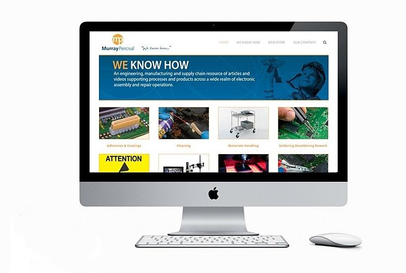 MP WKH website design & development