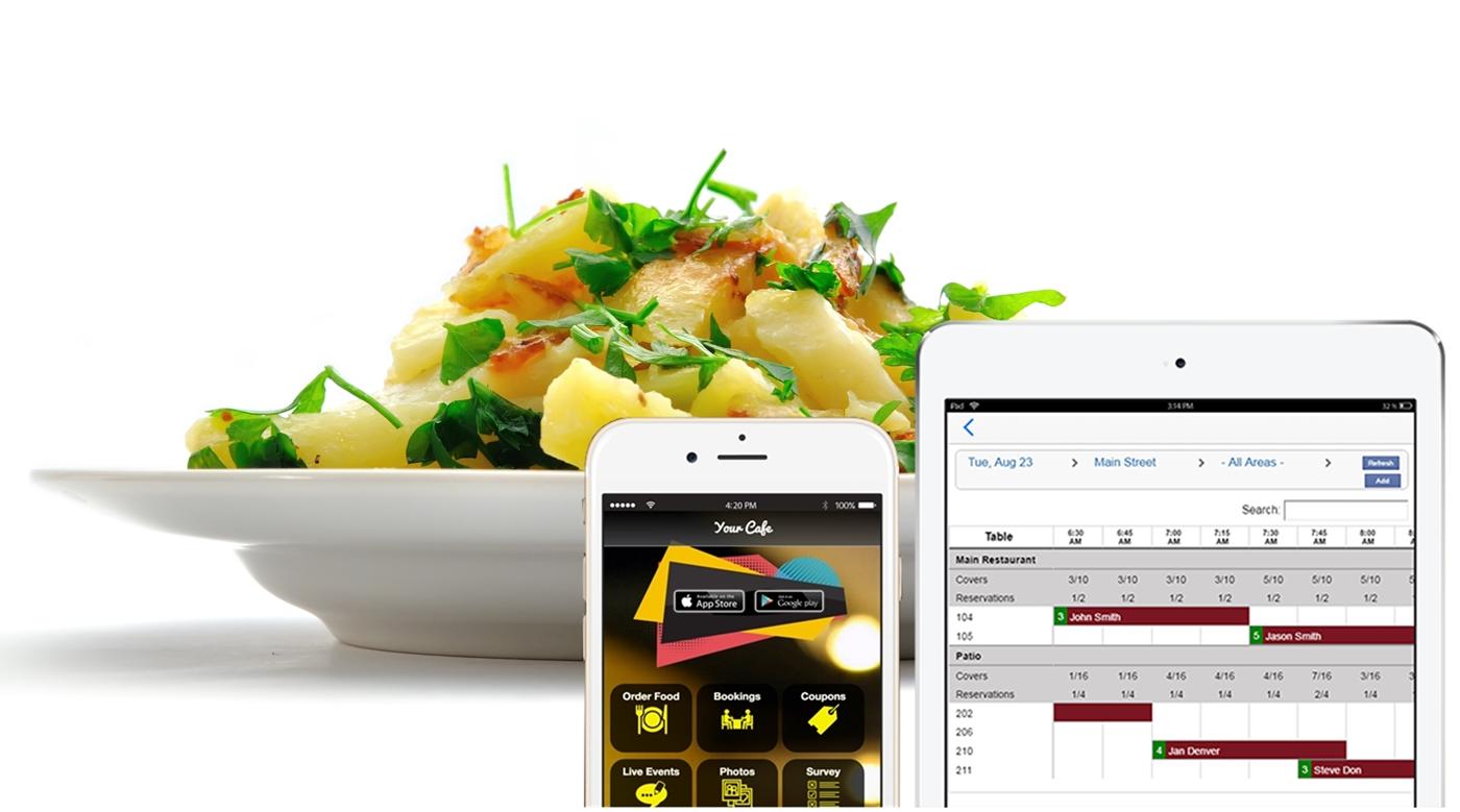 restaurant apps online ordering